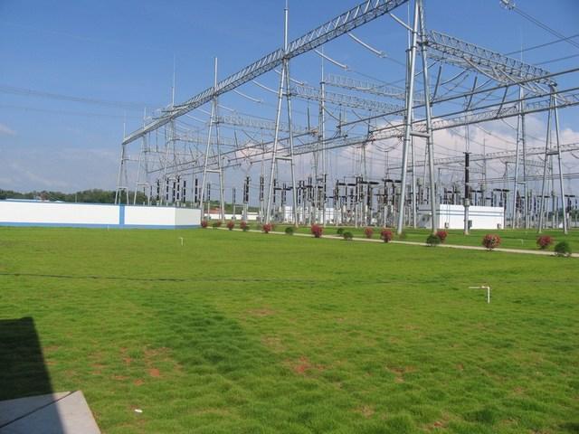 電廠建設LD樂動體育網址方案廠區綠化措施